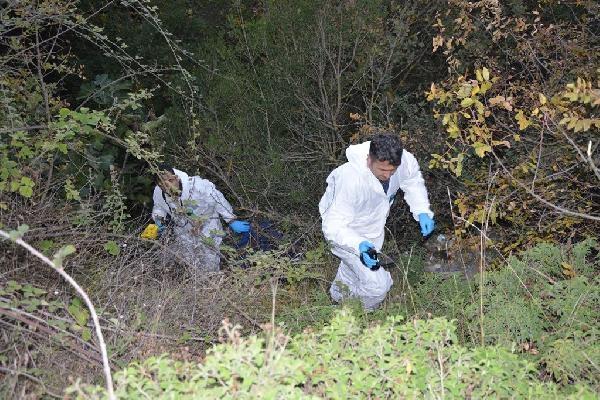 Ormanda toprağa gömülü ceset bulundu, 2 kişi tutuklandı