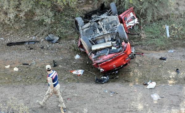 Baba ve 3 çocuğunun yaşamını yitirdiği kazada ölü sayısı 5 oldu