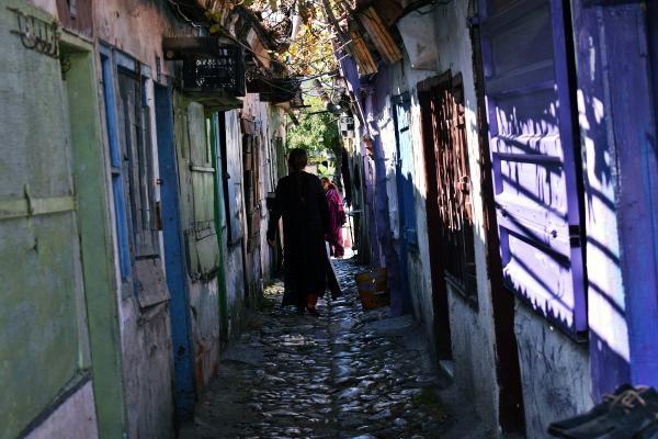 'Dünyanın en dar sokağı'nda restorasyon beklentisi