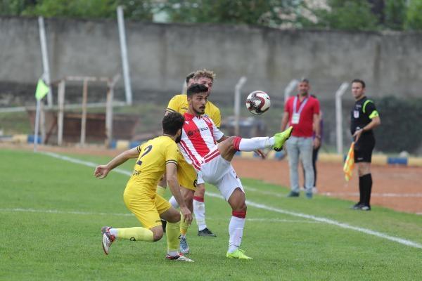 Fatsa Belediyespor - Yılport Samsunspor: 0-4