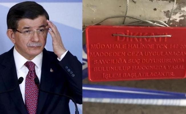 Ahmet Davutoğlu'na şok! Partisinin binası mühürlendi