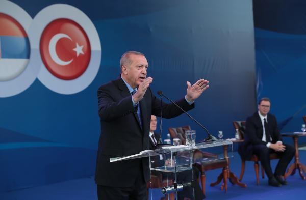 Cumhurbaşkanı Erdoğan: Farklılıklarımız çatışma unsuru değil, zenginliğimizdir
