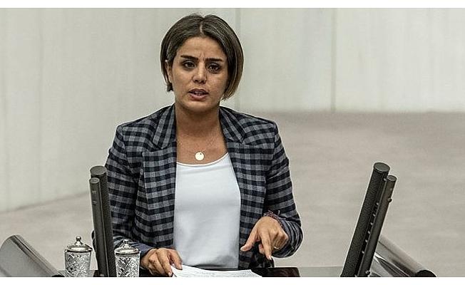 HDP'li vekil Ayşe Acar Başaran teröristleri savundu! .