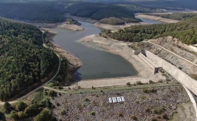 İstanbul barajlarında korkutan görüntü: İki tanesi devre dışı kaldı