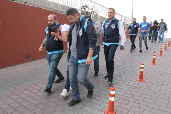 Kayseri'de muhtarı dolandıran 5 kişi yakalandı