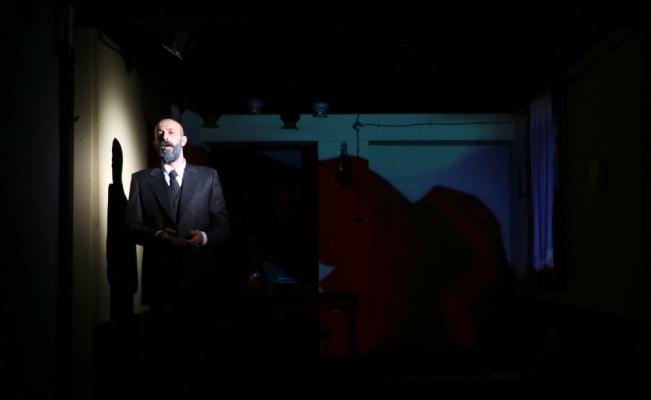 """Mehmet Akif'in diliyle sahnede """"milli şuuru"""" anlatıyorlar"""