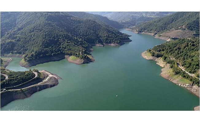 O ilin 76 günlük suyu kaldı