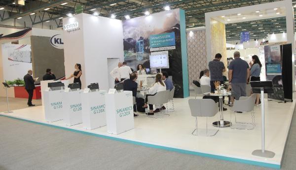 Siemens, Fuarda yeni ürününü tanıttı