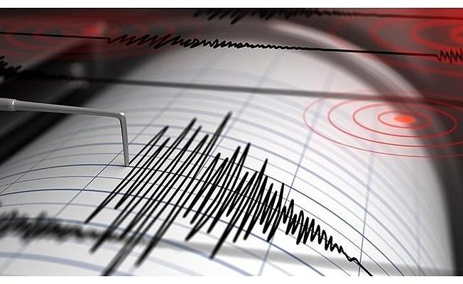 Son dakika: Akdeniz'de 3.7 şiddetinde deprem .
