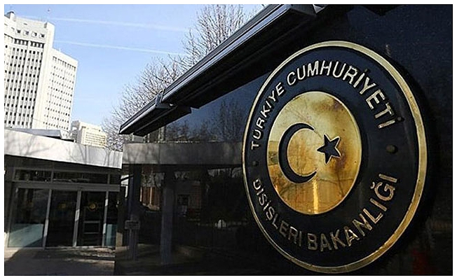 Son dakika: Türkiye'den DEAŞ'lı tutuklularla ilgili açıklama .