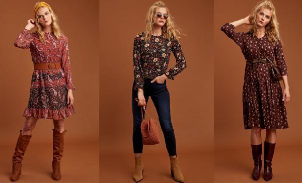 Sonbahar modasında bohem rüzgarı esecek