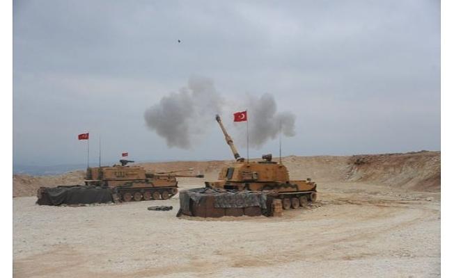 Tel Abyad' dan roket ve havanlı saldırı düzenlendi