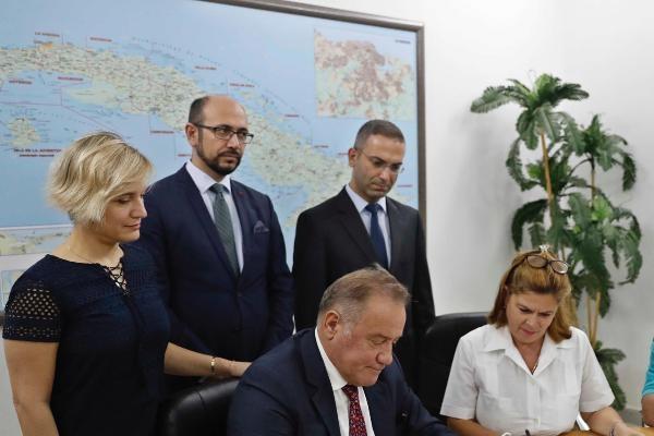 Türkiye ile Küba arasında sağlık alanında eğitim köprüsü