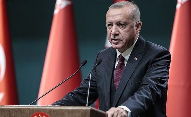 """""""Ülkemize yönelik terör tehdidini bertaraf edeceğiz"""""""