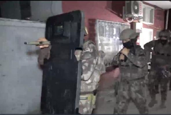 Adana'da kritik operasyon