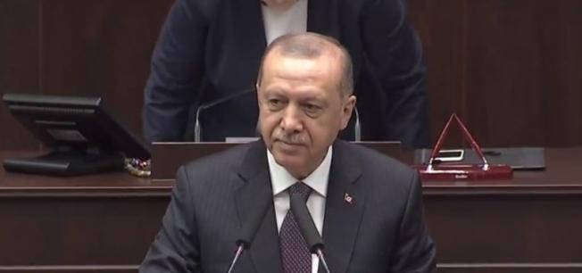 Cumhurbaşkanı Erdoğan'dan AK Parti Grup Toplantısı'nda flaş mesajlar!
