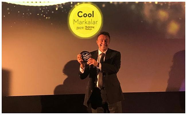 'En Cool Teknoloji Markası' seçildi