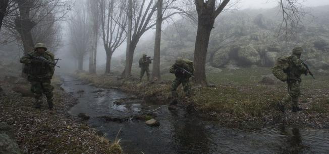 Eylem hazırlığındaki 5 PKK'lı terörist etkisiz hale getirildi
