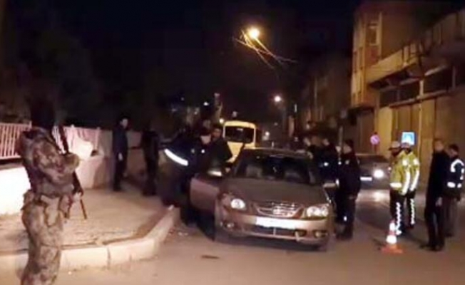 Gaziantep'te 960 polisle uyuşturucu operasyonu!