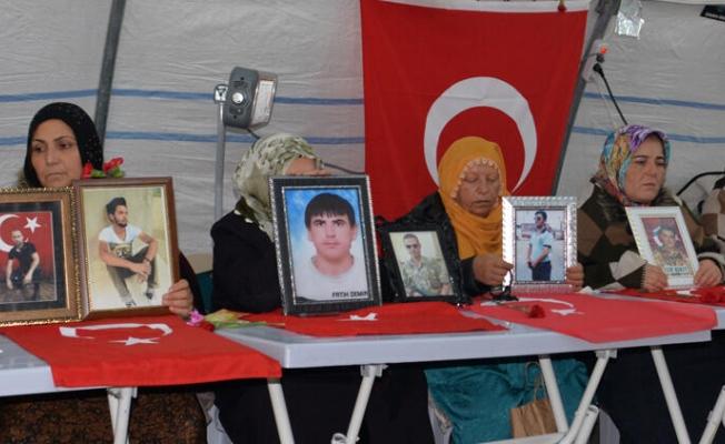 HDP önündeki eylemde 88'inci gün