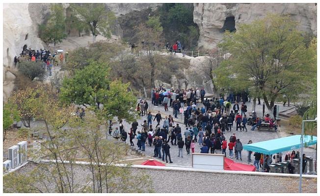 Kapadokya rekor kırdı