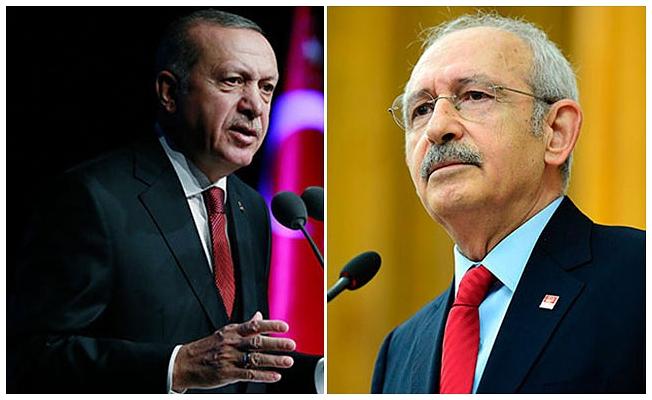 Kılıçdaroğlu'na Erdoğan'dan tazminat davası