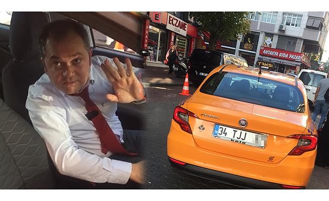 Taksici telefonunu unutan turistten 150 lira istedi
