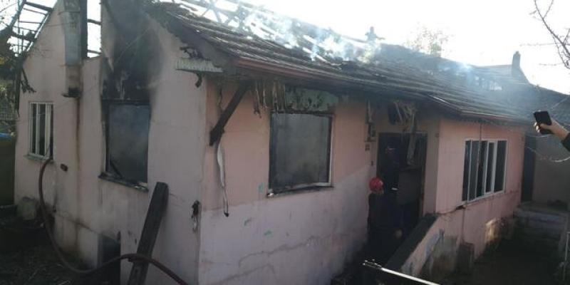 Yangında iki çocuk feci şekilde can verdi!