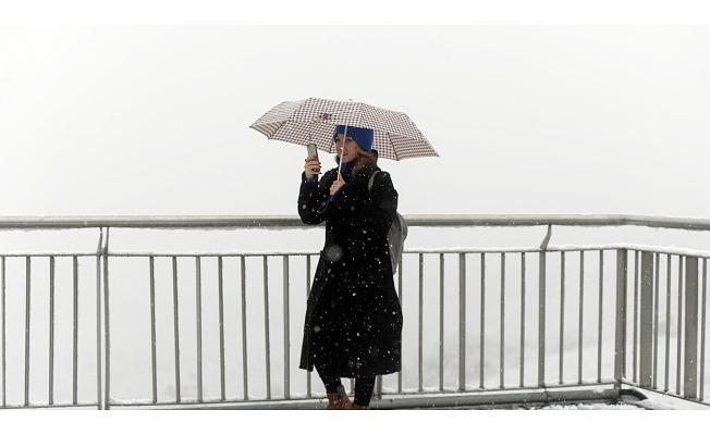 5 il için yağmur ve kar uyarısı
