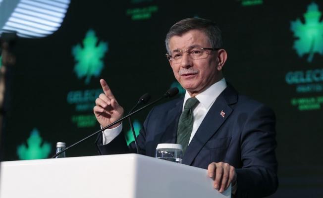 Ahmet Davutoğlu'ndan referandum itirafı!