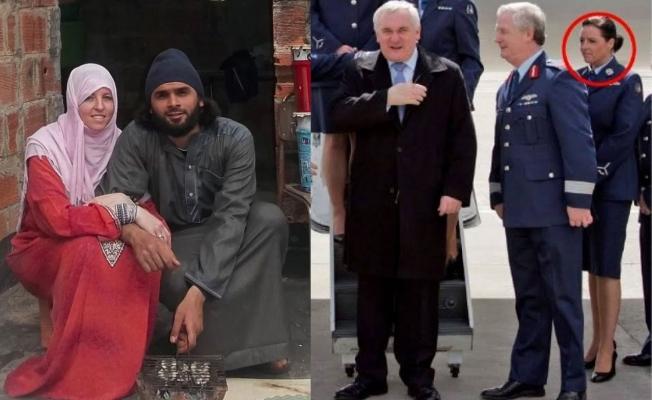 Başbakanın kadın koruması IŞİD'e katılmış! Türkiye'den sınır dışı edildi