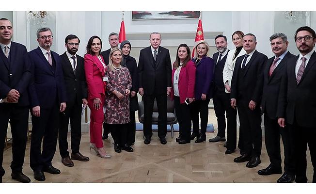 Erdoğan'dan Londra'da önemli açıklamalar