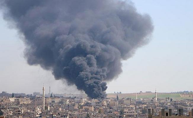 Esad rejimi İdlib'e saldırdı!