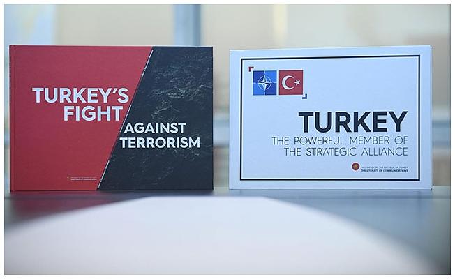 İşte Erdoğan'ın liderlere hediye ettiği o kitap