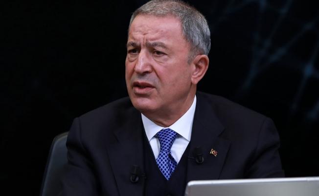 Savunma Bakanı Hulusi Akar'dan NATO ve Yunanistan açıklaması
