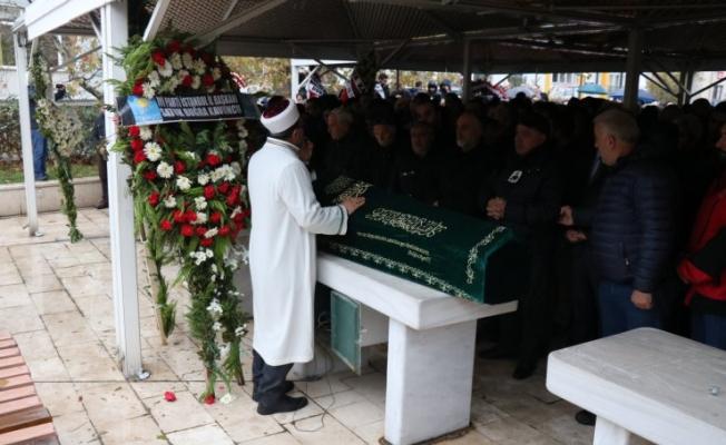 Tarkan'ın hayatını kaybeden kuzeni Taner Tevetoğlu son yolculuğuna uğurlandı