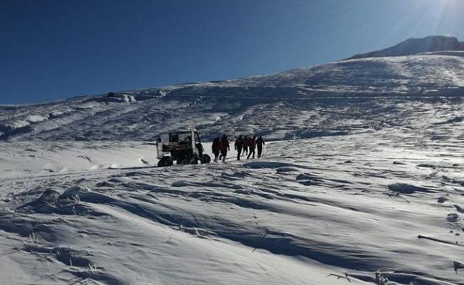 Uludağ'da iki dağcı kayboldu!