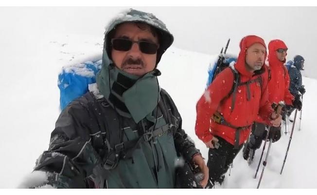 Bursa'da sisli havada 18 kilometre!