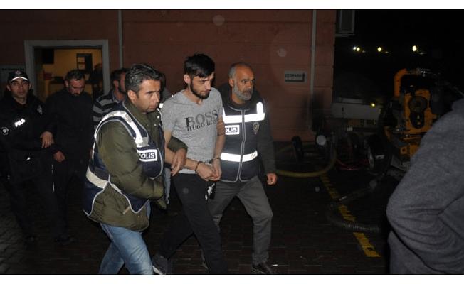 Bursa'da zevk için  cinayet işledi