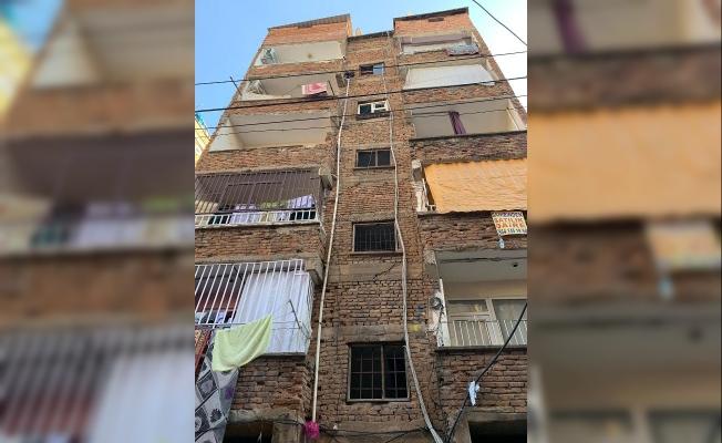 Diyarbakır'da hasarlı 30 bina tespit edildi