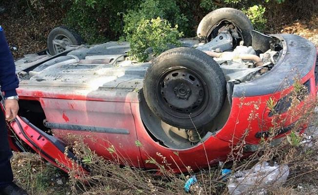 Muğla'da kaza