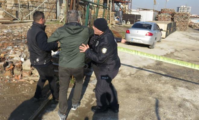 Ümraniye'de silahlı kavga