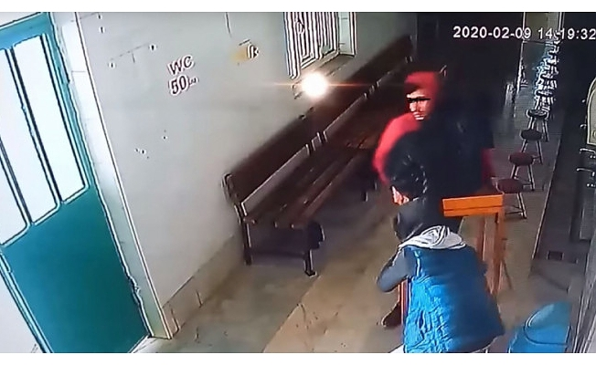 Bursa'daki o sadaka hırsızları yakalandı