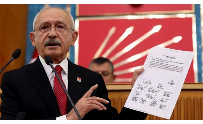 Kılıçdaroğlu'ndan Cumhurbaşkanı'na karşı dava!