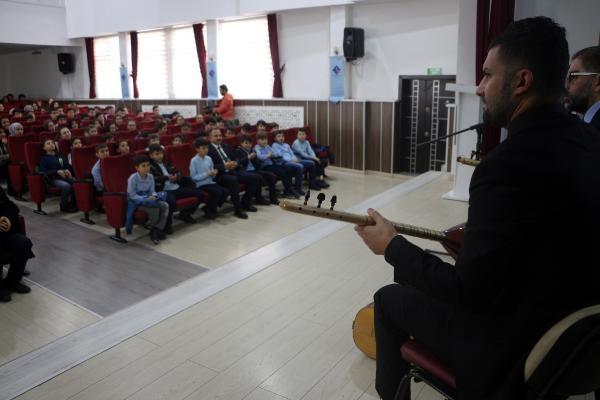 Öğrencilere Türk halk müziği böyle sevdiriliyor