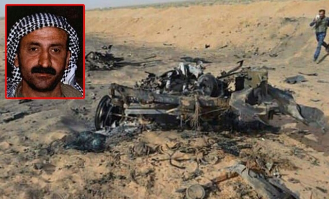 PKK'lı sözde eyalet sorumlusu terörist, etkisiz hale getirildi