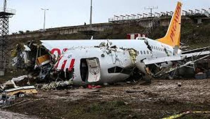 Sabiha Gökçen Havalimanı'ndaki uçak kazasında ilginç detaylar ortaya çıktı