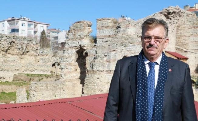 Sinop'taki tarihi kazıdanHristiyan dünyasını sarsacak  eser bulundu!
