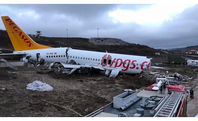 Yardımcı pilot konuştu:'Pas geç' talimatı verilmedi