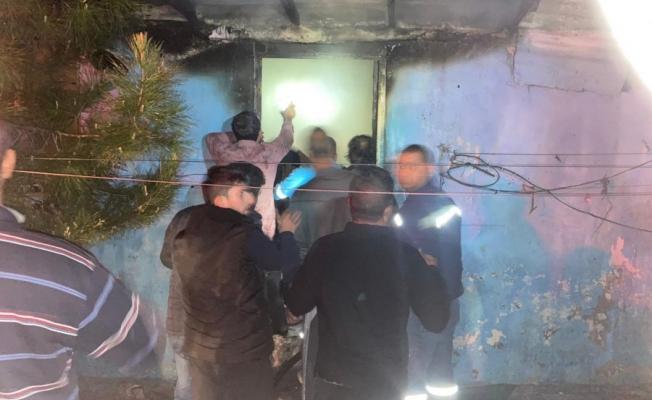 Adana'da feci yangın